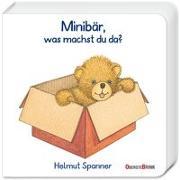 Cover-Bild zu Minibär, was machst du da? von Spanner, Helmut