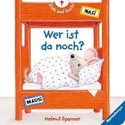 Cover-Bild zu Wer ist da noch? von Spanner, Helmut