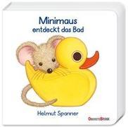 Cover-Bild zu Minimaus entdeckt das Bad von Spanner, Helmut