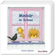 Cover-Bild zu Minibär im Schnee von Spanner, Helmut