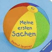 Cover-Bild zu Meine ersten Sachen von Spanner, Helmut