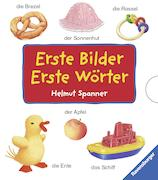 Cover-Bild zu Erste Bilder - Erste Wörter (4 Titel im Schuber) von Spanner, Helmut