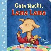Cover-Bild zu Dewdney, Anna: Gute Nacht, Lama Lama