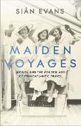 Cover-Bild zu Maiden Voyages (eBook) von Evans, Siân
