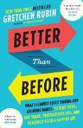 Cover-Bild zu Better Than Before (eBook) von Rubin, Gretchen