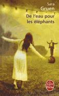 Cover-Bild zu de l'Eau Pour Les Éléphants von Gruen, Sara