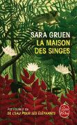 Cover-Bild zu La Maison Des Singes von Gruen, Sara