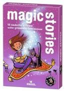 Cover-Bild zu black stories Junior magic stories von Harder, Corinna