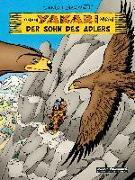 Cover-Bild zu Der Sohn des Adlers von Giacometti