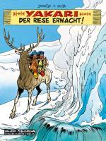 Cover-Bild zu Der Riese erwacht von Derib, Claude