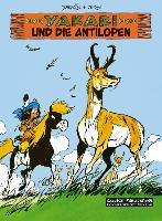Cover-Bild zu Yakari und die Antilopen von Job