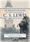 Cover-Bild zu 30 Meditations on the Writings of C.S. Lewis (eBook) von Job, Rueben P.