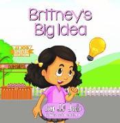 Cover-Bild zu Britney's Big Idea (eBook) von Job, Jj