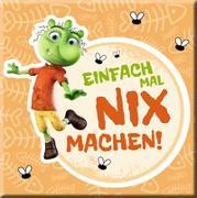 """Cover-Bild zu Die Olchis Magnet """"Nix machen"""" von Dietl, Erhard (Gestaltet)"""