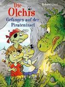 Cover-Bild zu Die Olchis Gefangen auf der Pirateninsel von Dietl, Erhard