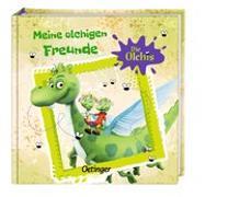"""Cover-Bild zu Die Olchis """"Meine olchigen Freunde"""" von Dietl, Erhard (Gestaltet)"""