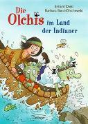 Cover-Bild zu Die Olchis im Land der Indianer von Dietl, Erhard
