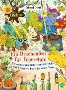 Cover-Bild zu Die Olchis. Ein Drachenfest für Feuerstuhl von Dietl, Erhard