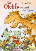 Cover-Bild zu Die Olchis im Land der Dinos von Dietl, Erhard