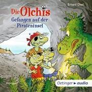 Cover-Bild zu Die Olchis. Gefangen auf der Pirateninsel (2CD) von Dietl, Erhard