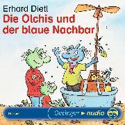 Cover-Bild zu Die Olchis und der blaue Nachbar (Audio Download) von Dietl, Erhard