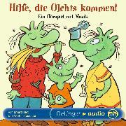 Cover-Bild zu Hilfe, die Olchis kommen! - Ein Hörspiel mit Musik (Audio Download) von Dietl, Erhard