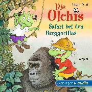 Cover-Bild zu Die Olchis. Safari bei den Berggorillas (Audio Download) von Dietl, Erhard