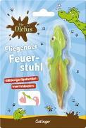 Cover-Bild zu Die Olchis Fliegender Feuerstuhl von Dietl, Erhard