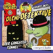 Cover-Bild zu Olchi-Detektive 20 -Der Gangster-Tunnel (Audio Download) von Dietl, Erhard