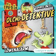 Cover-Bild zu Olchi-Detektive 3. Löwenalarm (Audio Download) von Iland-Olschewski, Barbara