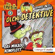 Cover-Bild zu Olchi-Detektive 8. Das Mikado-Komplott (Audio Download) von Iland-Olschewski, Barbara