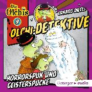 Cover-Bild zu Olchi-Detektive 9. Horrorspuk und Geisterspucke (Audio Download) von Iland-Olschewski, Barbara