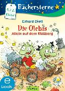 Cover-Bild zu Die Olchis. Allein auf dem Müllberg (eBook) von Dietl, Erhard