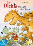 Cover-Bild zu Die Olchis im Land der Dinos (eBook) von Dietl, Erhard