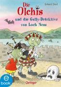 Cover-Bild zu Die Olchis und die Gully-Detektive von Loch Ness (eBook) von Dietl, Erhard