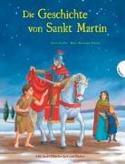 Cover-Bild zu Die Geschichte von Sankt Martin von Beutler, Dörte