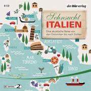 Cover-Bild zu Sehnsucht Italien von Pehl, Andreas