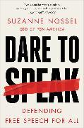 Cover-Bild zu Nossel, Suzanne: Dare to Speak