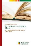 Cover-Bild zu Formação para a Cidadania Global von Barreto Simões, Ricardo Jorge