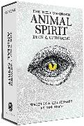 Cover-Bild zu Krans, Kim: The Wild Unknown Animal Spirit Deck and Guidebook (Official Keepsake Box Set)