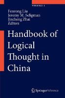 Cover-Bild zu Liu, Fenrong (Hrsg.): Handbook of Logical Thought in China (eBook)