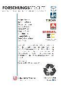 Cover-Bild zu Fischer, Holger: RecyCarb (eBook)