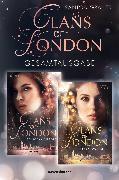 Cover-Bild zu Grauer, Sandra: Clans of London: Band 1&2 der romantischen Fantasy-Reihe im Sammelband (eBook)