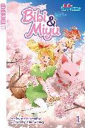 Cover-Bild zu Bibi & Miyu, Volume 1 (eBook) von Vieweg, Olivia