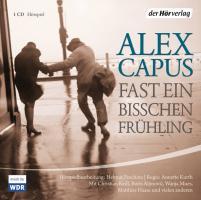 Cover-Bild zu Fast ein bißchen Frühling von Capus, Alex