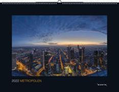 Cover-Bild zu KUNTH Verlag (Hrsg.): Metropolen 2022