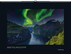 Cover-Bild zu KUNTH Verlag (Hrsg.): Polarlichter 2022