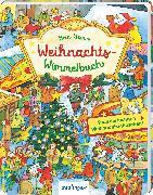 Cover-Bild zu Mein kleines Weihnachts-Wimmelbuch