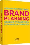 Cover-Bild zu Baetzgen, Andreas (Hrsg.): Brand Planning