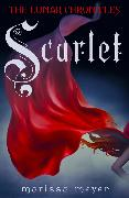 Cover-Bild zu Scarlet (The Lunar Chronicles Book 2) von Meyer, Marissa